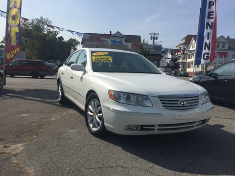 2007 Hyundai Azera for sale at iDrive in New Bedford MA