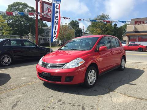 2012 Nissan Versa for sale at iDrive in New Bedford MA