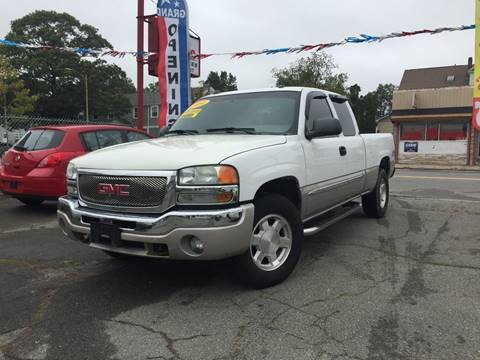 2004 GMC Sierra 1500 for sale at iDrive in New Bedford MA