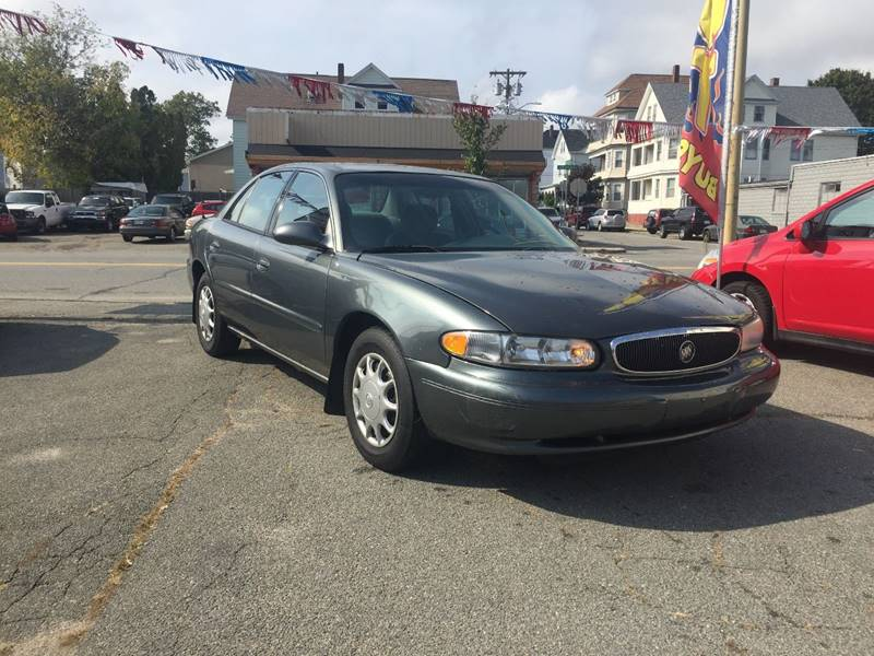 2005 Buick Century for sale at iDrive in New Bedford MA