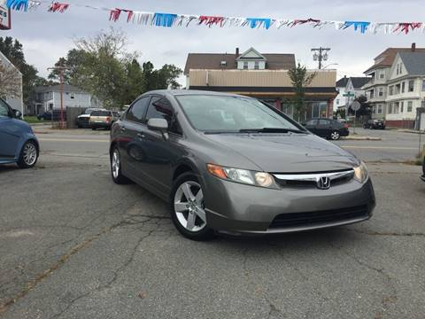 2006 Honda Civic for sale in New Bedford, MA