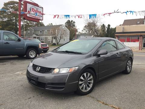 2010 Honda Civic for sale at iDrive in New Bedford MA