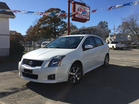 2011 Nissan Sentra for sale at iDrive in New Bedford MA