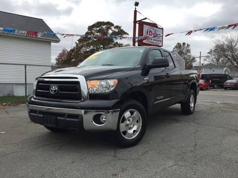 2012 Toyota Tundra for sale at iDrive in New Bedford MA