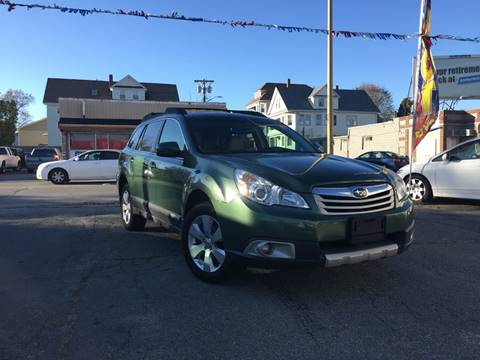 2011 Subaru Outback for sale at iDrive in New Bedford MA