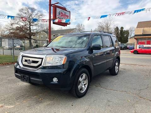 2010 Honda Pilot for sale at iDrive in New Bedford MA
