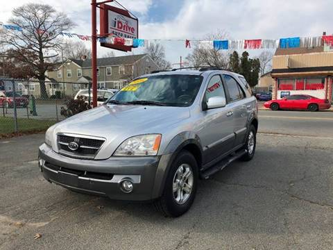 2006 Kia Sorento for sale at iDrive in New Bedford MA