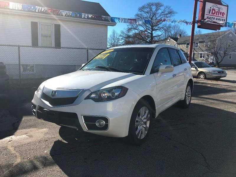 2010 Acura RDX for sale at iDrive in New Bedford MA