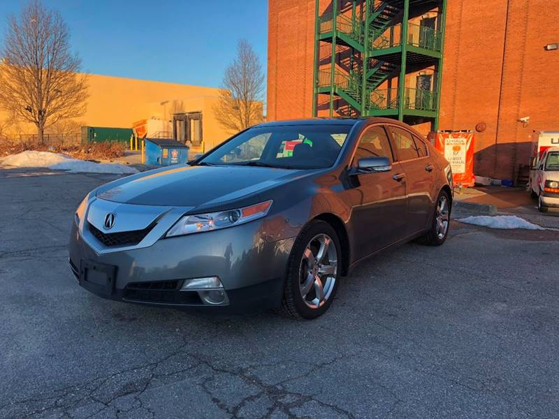 Acura TL SHAWD WTech WHPT In New Bedford MA IDrive - Acura tl awd for sale