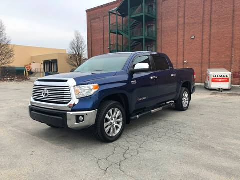 2015 Toyota Tundra for sale at iDrive in New Bedford MA