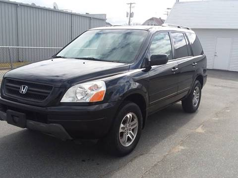 2005 Honda Pilot for sale at iDrive in New Bedford MA