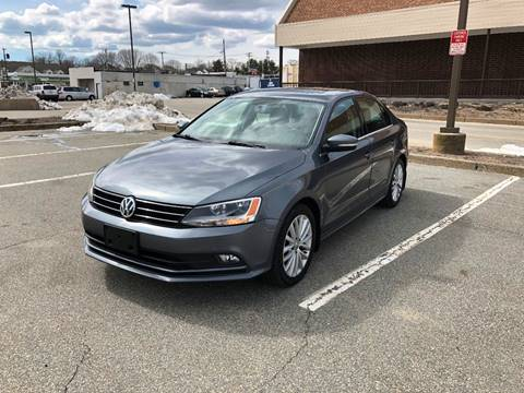 2015 Volkswagen Jetta for sale at iDrive in New Bedford MA