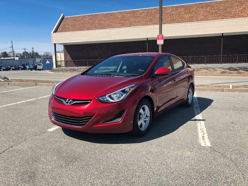2015 Hyundai Elantra for sale at iDrive in New Bedford MA