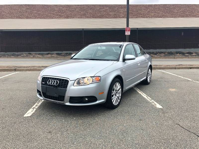 2008 Audi A4 2.0T quattro In New Bedford MA - iDrive