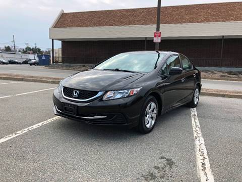 2014 Honda Civic for sale at iDrive in New Bedford MA