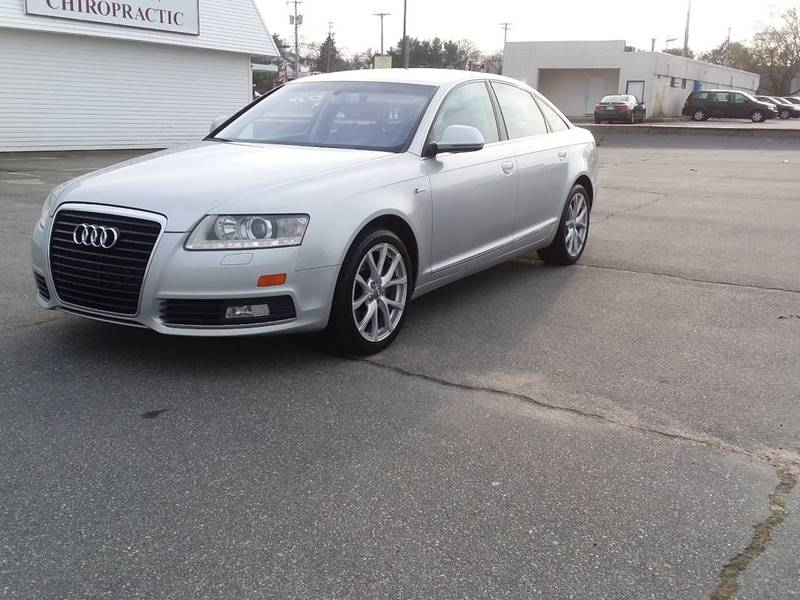 2010 Audi A6 for sale at iDrive in New Bedford MA