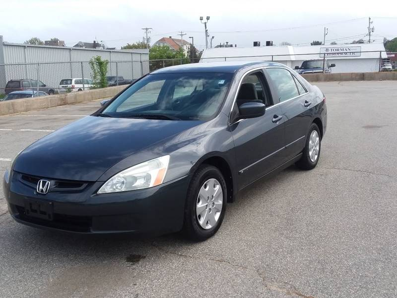 2004 Honda Accord for sale at iDrive in New Bedford MA