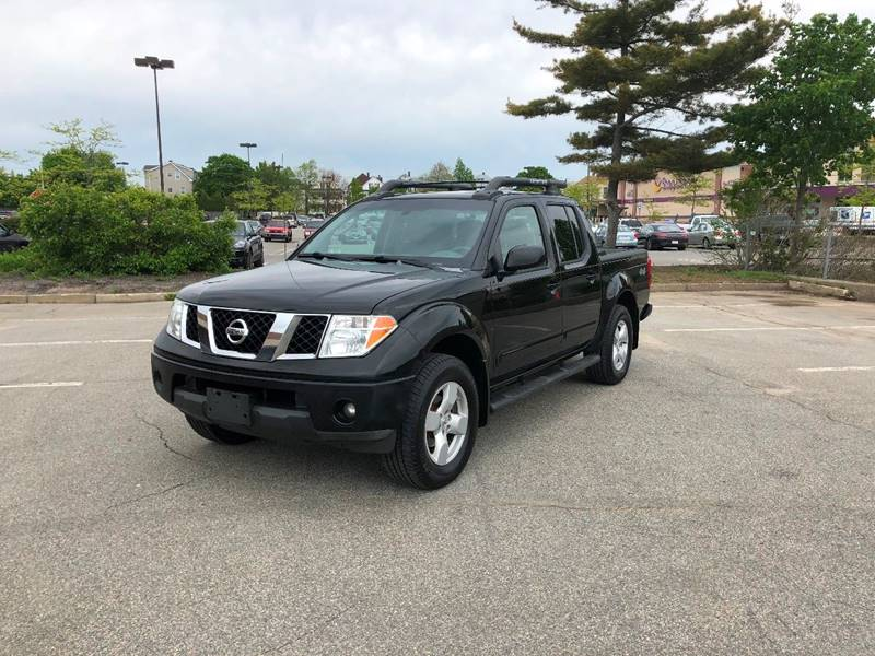 2006 Nissan Frontier for sale at iDrive in New Bedford MA