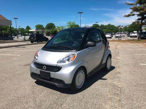 2015 Smart fortwo for sale at iDrive in New Bedford MA