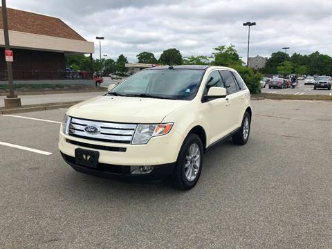 2007 Ford Edge for sale at iDrive in New Bedford MA