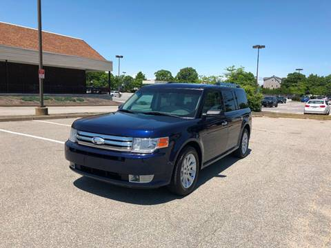 2011 Ford Flex for sale at iDrive in New Bedford MA