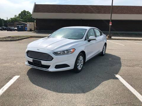 2015 Ford Fusion for sale at iDrive in New Bedford MA
