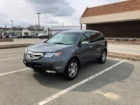 2008 Acura MDX for sale at iDrive in New Bedford MA