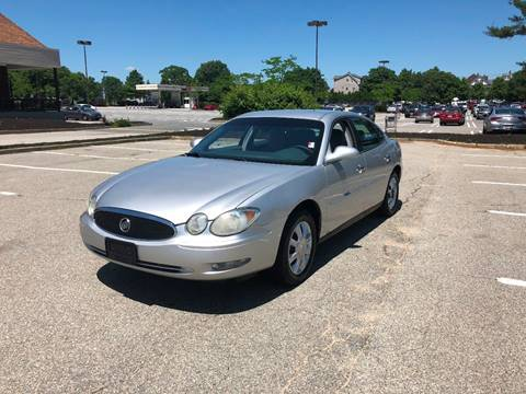 2005 Buick LaCrosse for sale at iDrive in New Bedford MA