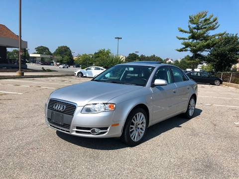 2006 Audi A4 for sale at iDrive in New Bedford MA