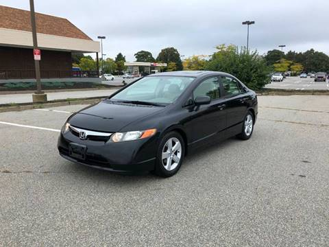2006 Honda Civic for sale at iDrive in New Bedford MA