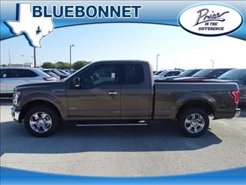 2016 Ford F-150 for sale in New Braunfels, TX