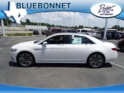 2017 Lincoln Continental For Sale Carsforsale Com