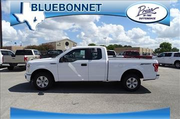 2017 Ford F-150 for sale in New Braunfels, TX