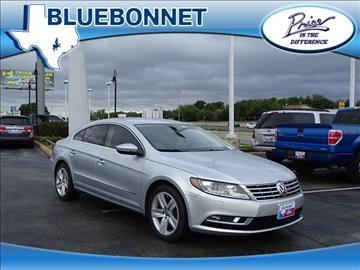2013 Volkswagen CC for sale in New Braunfels, TX