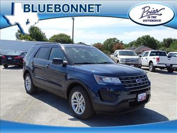 2017 Ford Explorer for sale in New Braunfels, TX
