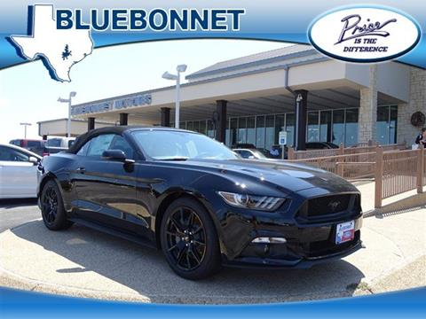 Convertibles for sale in new braunfels tx for Bluebonnet motors new braunfels used cars