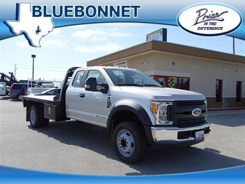 2017 Ford F-550 for sale in New Braunfels, TX