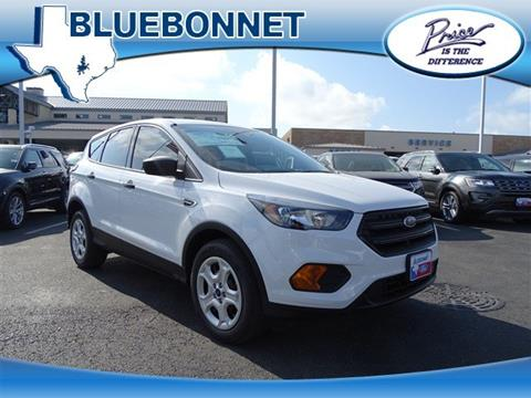 2018 Ford Escape for sale in New Braunfels, TX