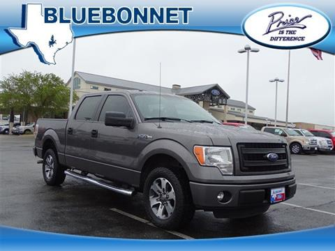 2014 Ford F-150 for sale in New Braunfels, TX