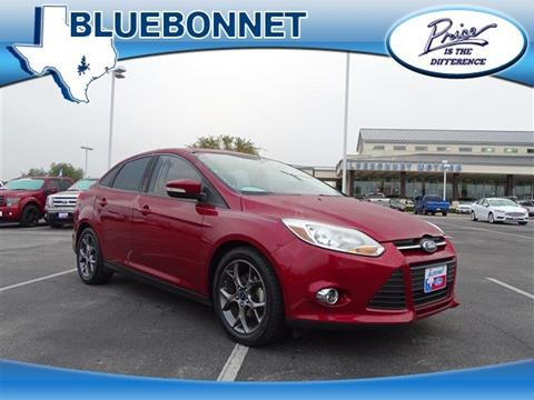 2013 Ford Focus for sale in New Braunfels, TX
