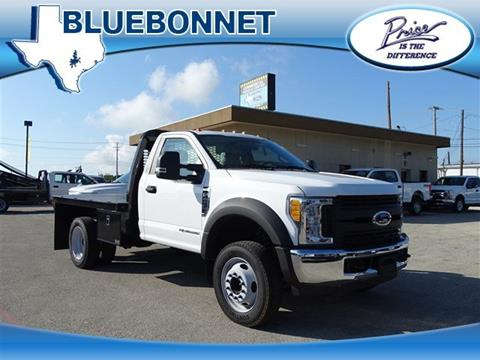 2017 Ford F-450 Super Duty for sale in New Braunfels, TX