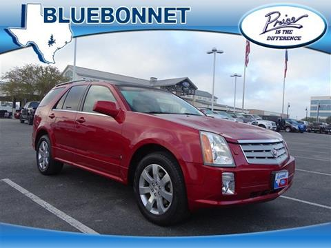 2008 Cadillac SRX for sale in New Braunfels, TX