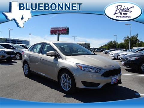 2017 Ford Focus for sale in New Braunfels, TX