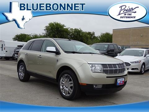 2010 Lincoln MKX for sale in New Braunfels, TX