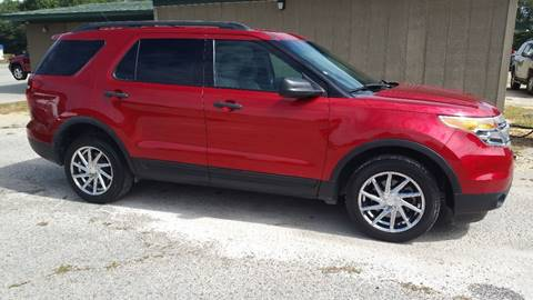 2012 Ford Explorer for sale in West Columbia, SC
