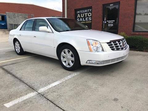 2006 Cadillac DTS for sale in Hoschton, GA