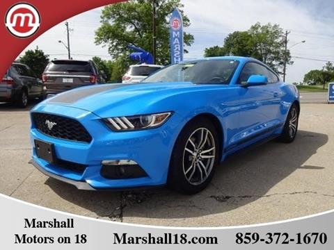 2017 Ford Mustang for sale in Florence, KY