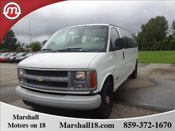 2000 Chevrolet Express Passenger for sale in Florence, KY