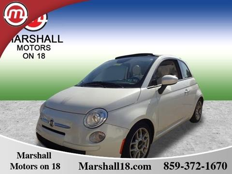 2013 FIAT 500c for sale in Florence, KY