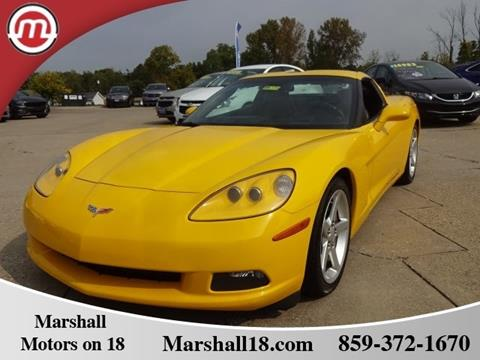 2005 Chevrolet Corvette for sale in Florence, KY
